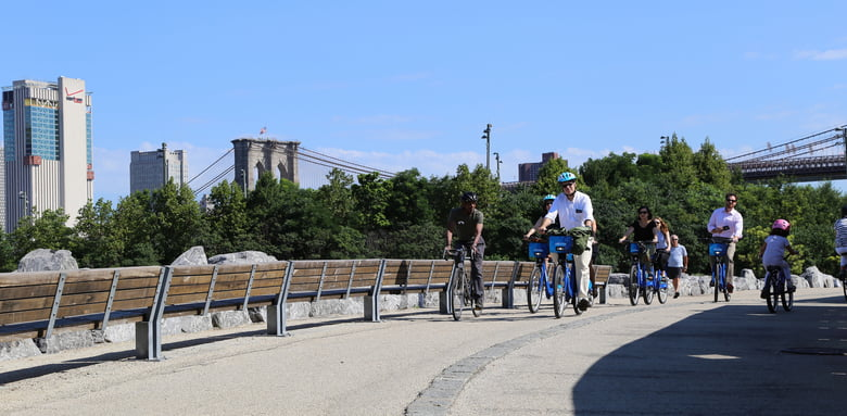 The 5 Best Family-Friendly Bike Paths In Brooklyn - Care com
