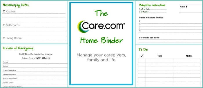 The Home Binder