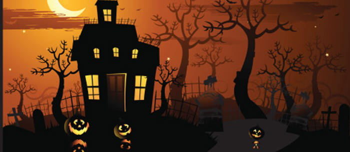 Get Ready For Halloween With A Spooky Haunted Gingerbread House That You  Can Make With Family And Friends. Include A Haunted Gingerbread House  Contest In ...