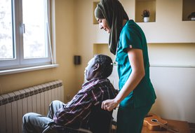 How professional senior caregivers can prevent and tackle burnout