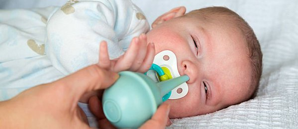 8 Ways To Help Your Congested Baby Breathe Care Com