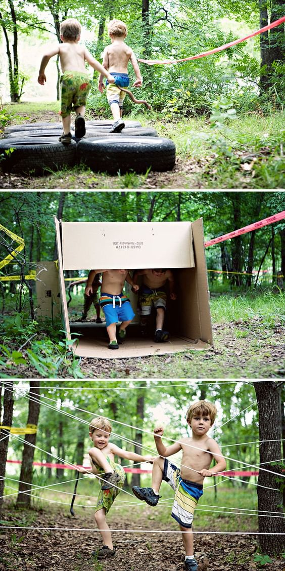 17 Fun Outside Games Kids Will Love Playing - Care com