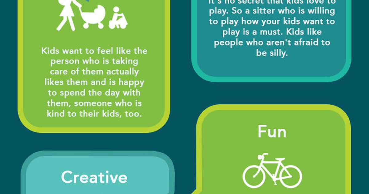 9 Things Kids Want In A Babysitter Care Com