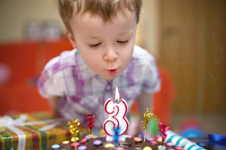 Looking for 3rd birthday party ideas?