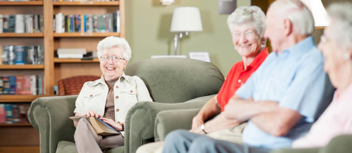 Build Key Connections For Aging In Place - Care com