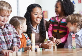 Child day care: What are the different types and options?