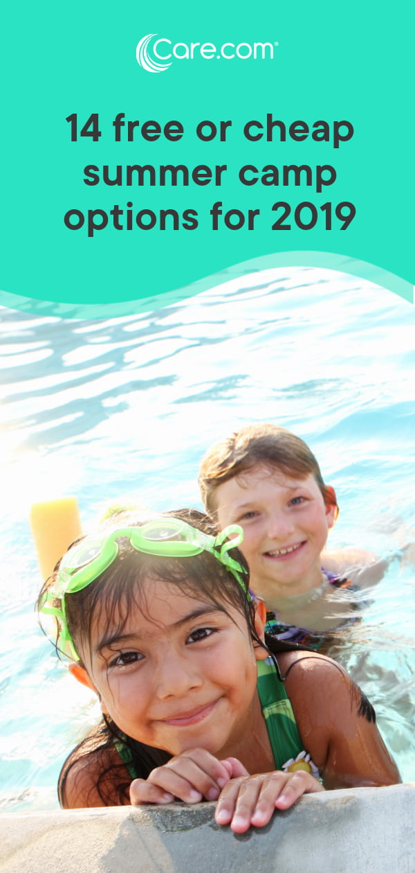 14 free or cheap summer camp options for 2019 - Care com