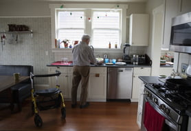 6 simple ways to make a home safe for seniors to age in
