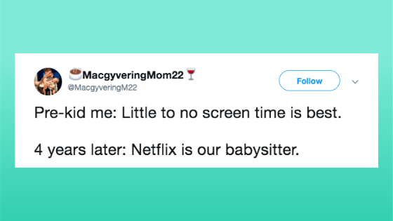 The 15 best parenting tweets of the week
