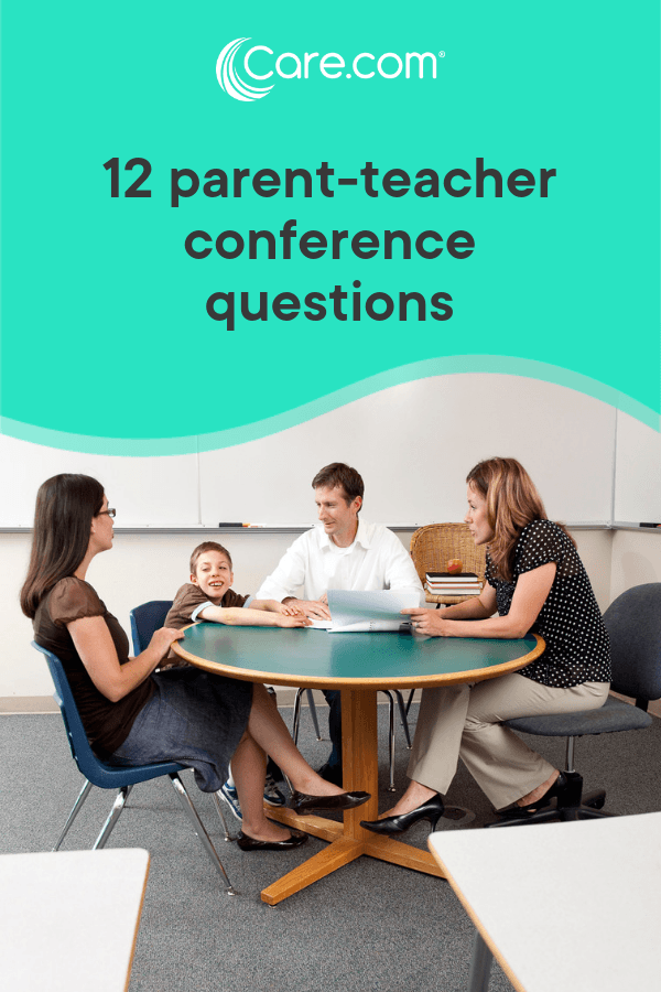 12 Questions To Ask During A Parent-Teacher Conference