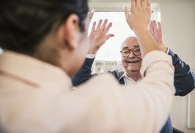 Is a senior caregiving job right for you? Watch these videos to find out