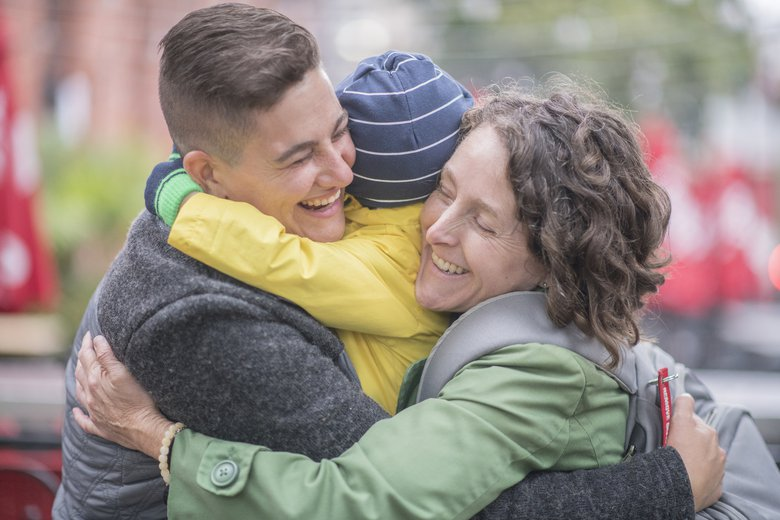 10 ways to support your LGBTQ+ kid at family gatherings