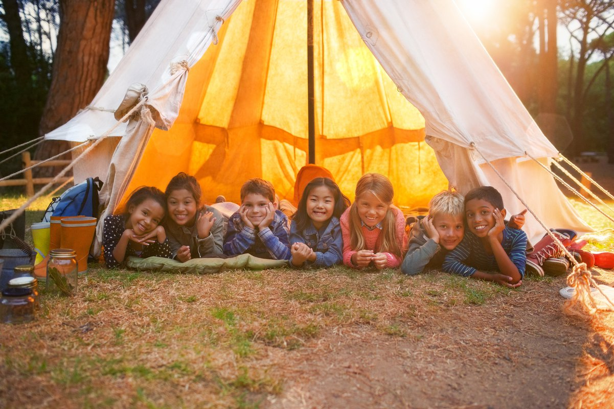 17 Fun Camping Games For Kids Care Com