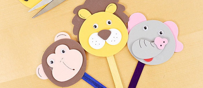 13 Fun Animal Crafts For Kids Of All Ages Care Com