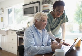 4 common in-home senior care challenges, and how to overcome them