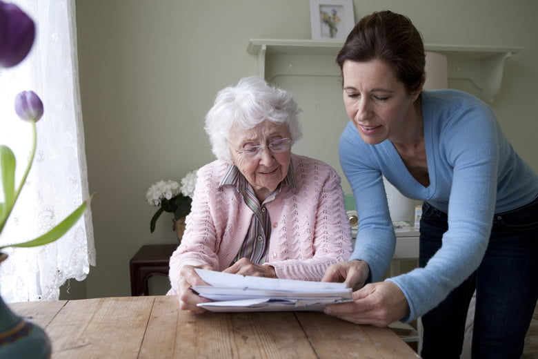 Image result for Home Health Aide Can Make a Difference for an Aging Parent