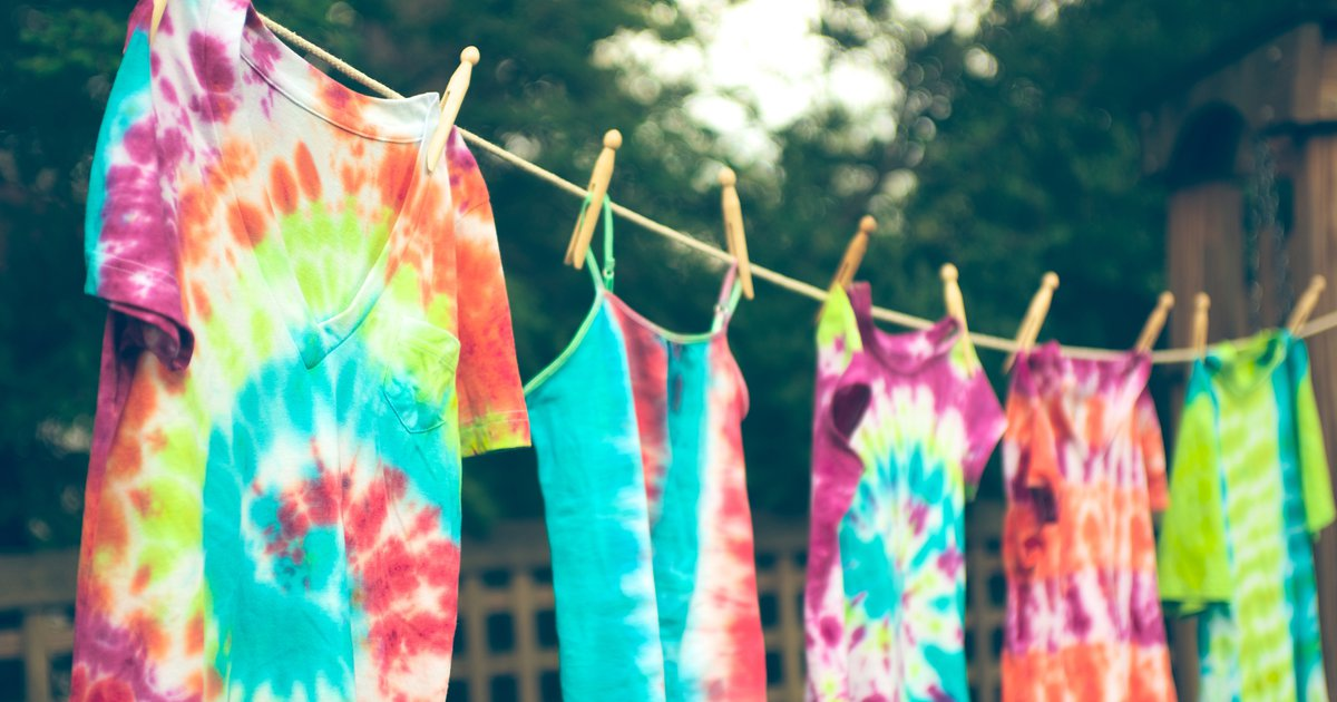 5 Easy Tie Dye Instructions Plus 4 Tie Dye Patterns To Try Care Com