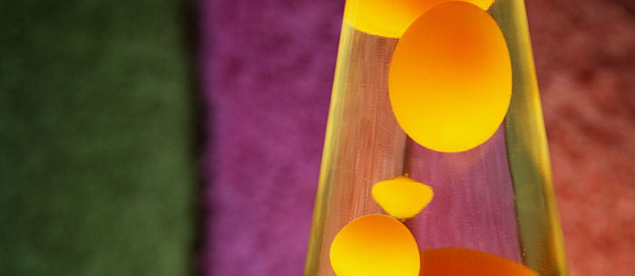A DIY lava lamp offers crafty fun that packs a punch by throwing a science lesson into the mix! OK, these aren't technically lamps, but they do have the key ...