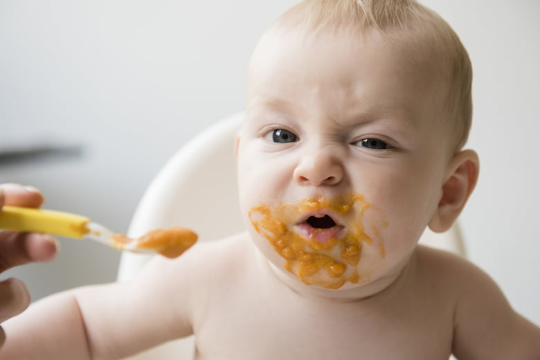 95% of baby food contains toxic heavy metals: What parents should know