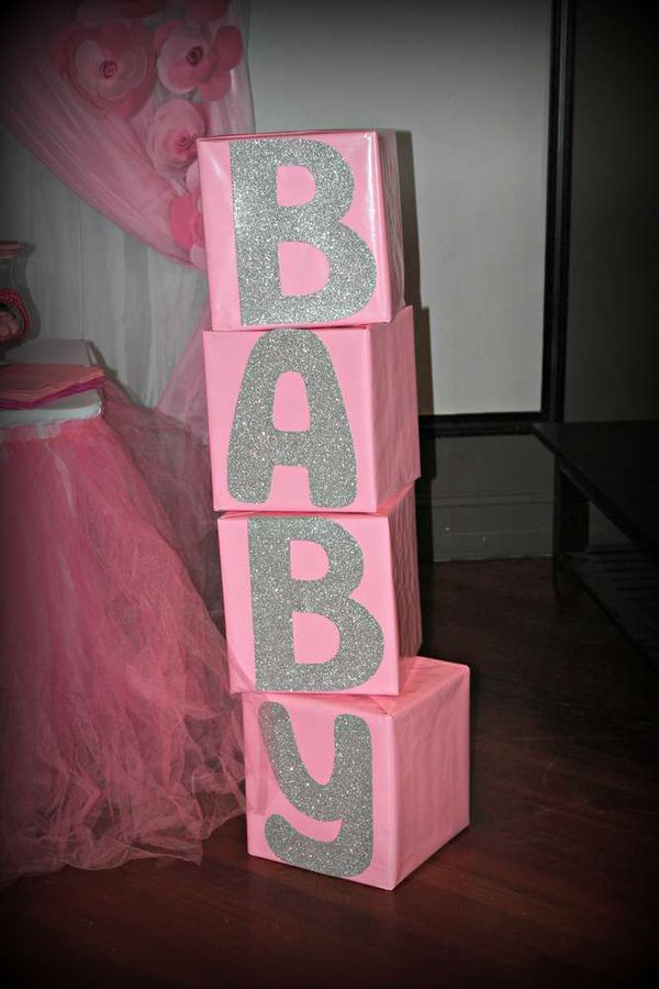 blocks for a baby girl baby boy or gender neutral