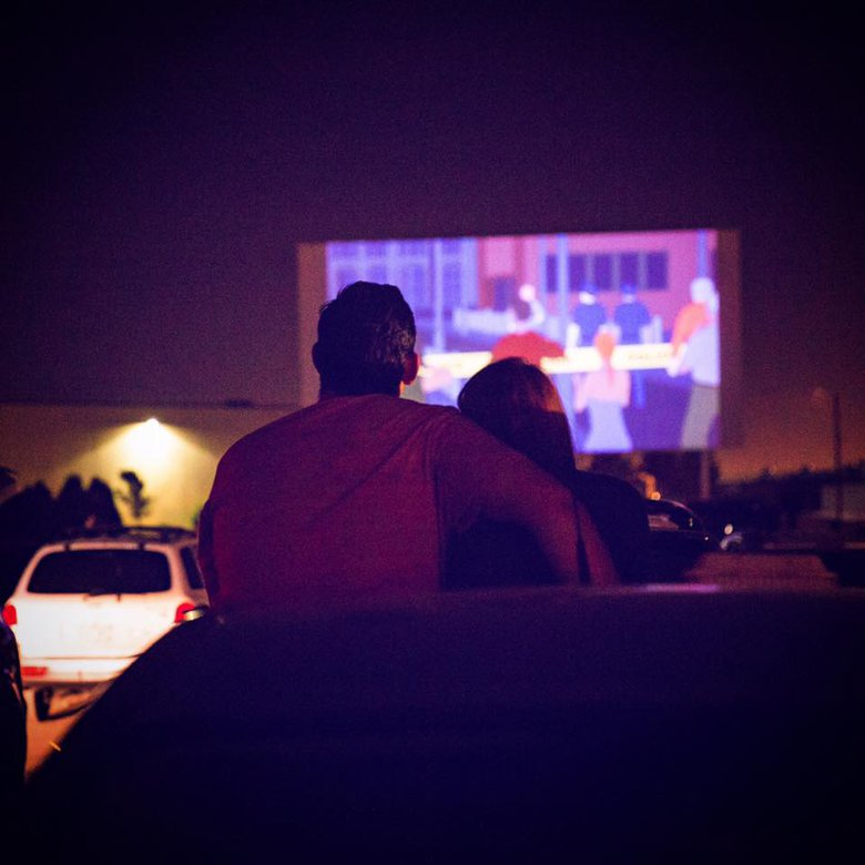 The 5 Best Dine-In Movie Theaters For Date Nights Around