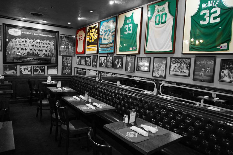 Best Kid Friendly Restaurants To Watch Sports In Boston The Fours