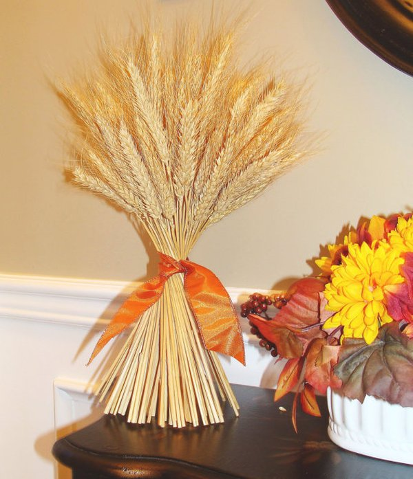 wheat bunches - Fall Decorations For Sale