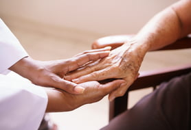 Growing together at the end of life: Having honest, emotional conversations