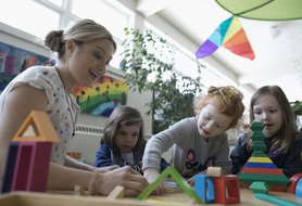 Day care for your child: How much does it cost?