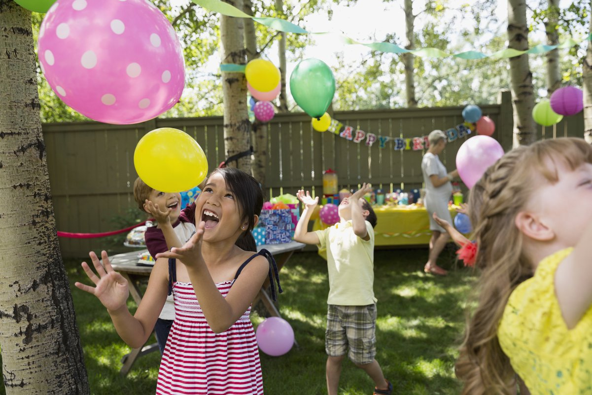20 Best Birthday Party Games For Kids Of All Ages