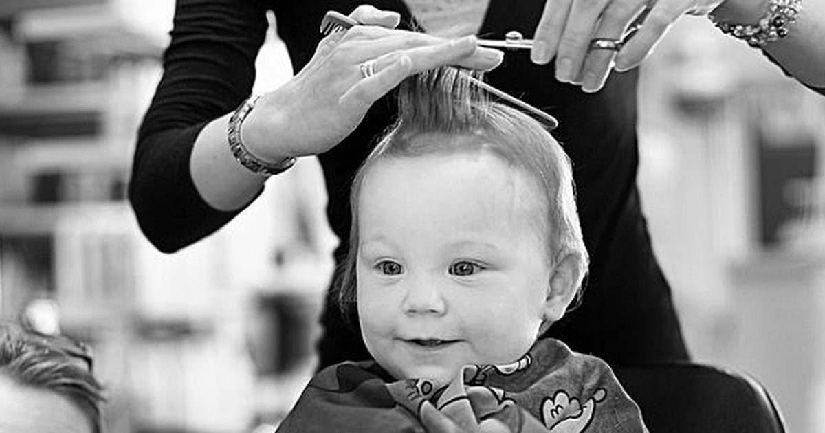Your Babys First Haircut Care