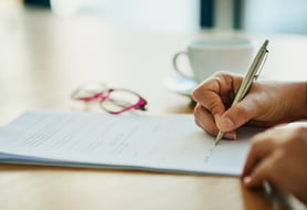 Use this sample senior care contract with your caregiver
