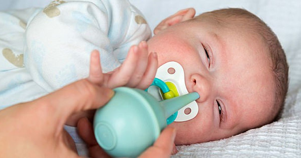 8 Ways To Help Your Congested Baby Breathe - Care.com