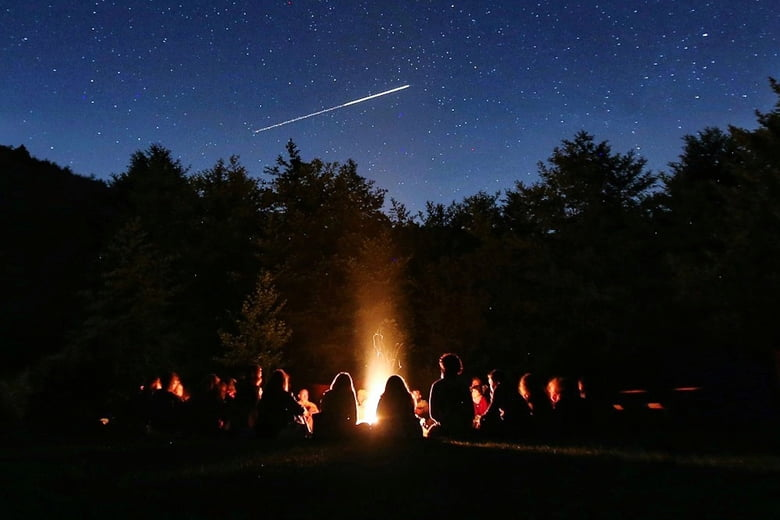 22 campfire stories to spook and delight kids of all ages