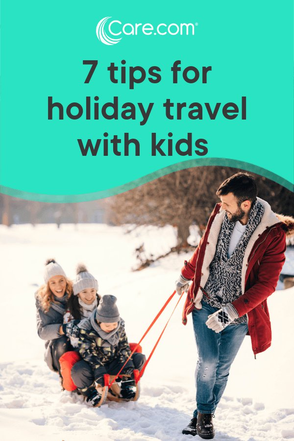 7 Ways To Keep Kids And Yourself Chill During Holiday
