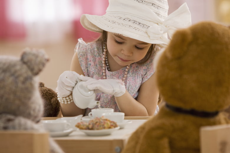 The 5 Best Places for Kids' Tea Parties in Los Angeles