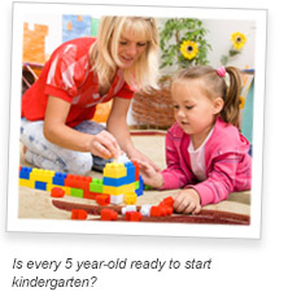 Why I Knew My Daughter Wasn't Ready For Kindergarten - Care com