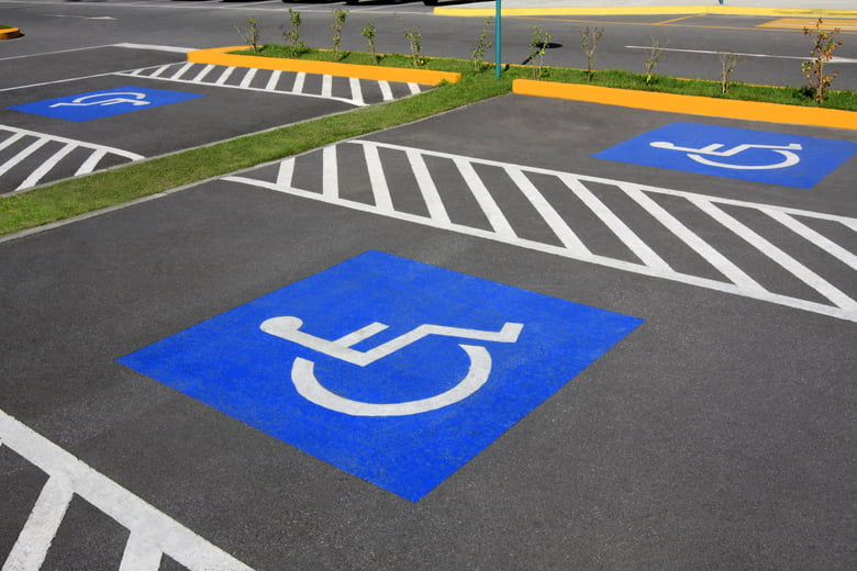 How to get a handicapped parking permit