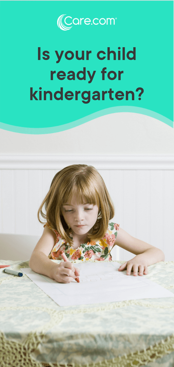 Is Your Child Ready For Kindergarten >> How To Know If Your Child Is Ready To Start Kindergarten Care Com