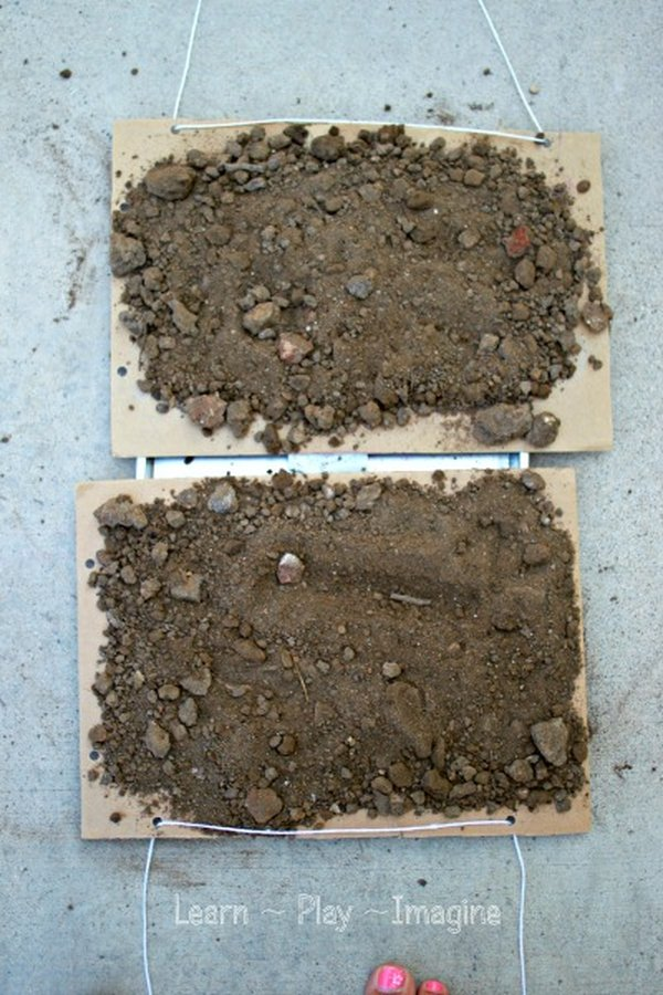 What are some fun science activities and projects for kids for Science dirt