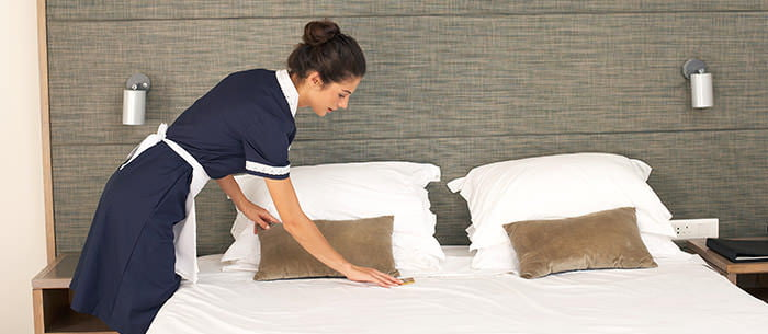 9 cleaning tips from hotel housekeepers care com