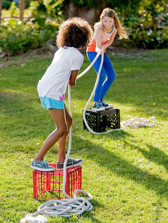17 Fun Outdoor Games For Kids Care Com