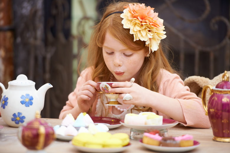 The Top 10 Places in New York City for a Kid's Tea Party
