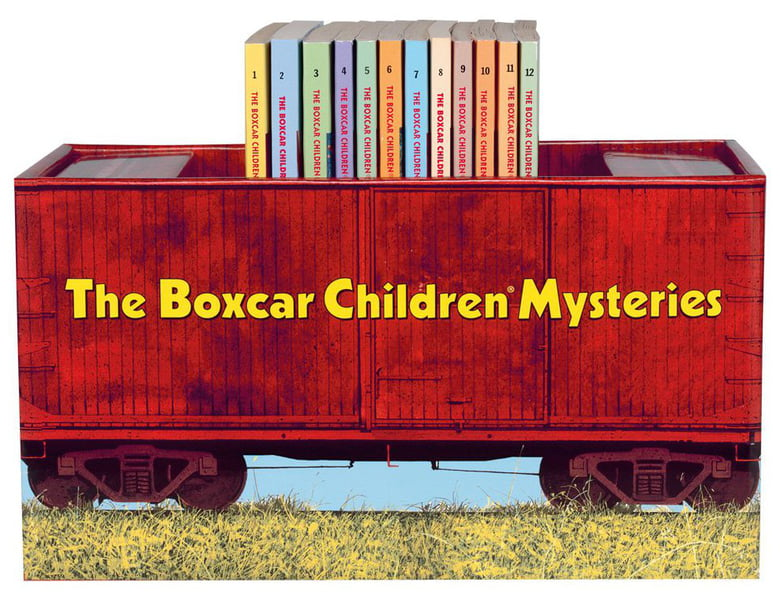 15 must read childrens book series care community a link the boxcar children books 1 4 gertrude chandler warner 9780807508541 amazon books fandeluxe Document