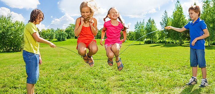 11 Catchy Jump Rope Rhymes - Care.com Community