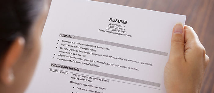 with competition in the marketplace becoming increasingly fierce prospective job seekers may be more inclined to fib when drafting a resume to stand out - Job Seekers Resume