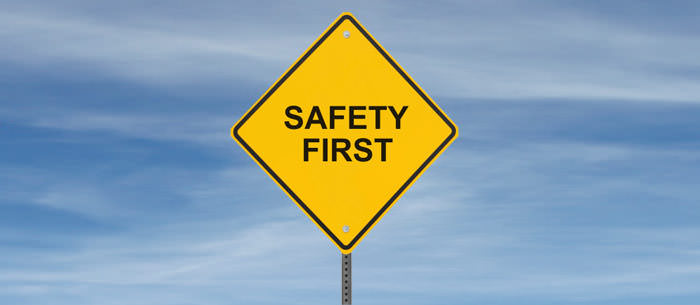 performing third-party safety checks