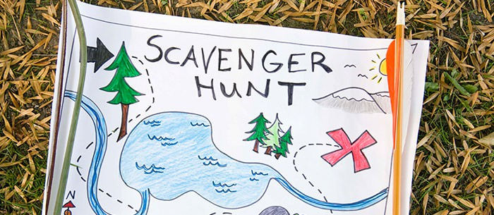 Image result for scavenger hunt