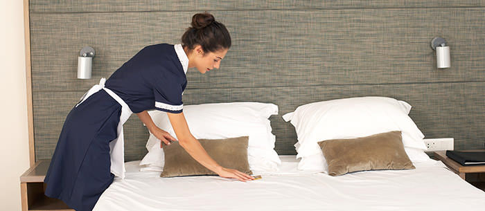 Experts From Top Hotels Around The Country Share Secrets For Cleaning Quickly And Efficiently
