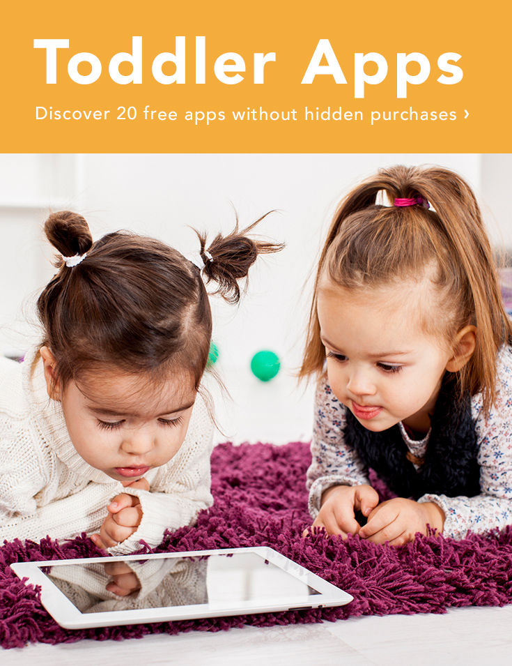 20 free toddler apps without hidden in app purchases
